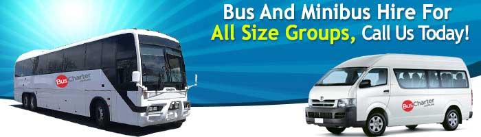 bus charter melbourne