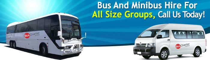 Sydney bus hire services