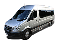minibus hire in the yarra valley