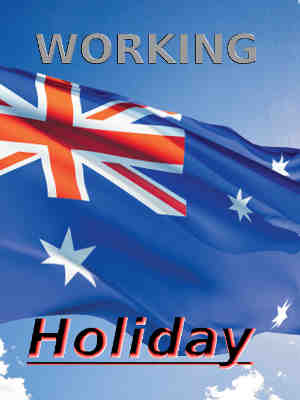 working holiday in australia
