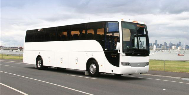 bus charter services cairns