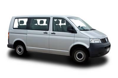 Minibus for hire