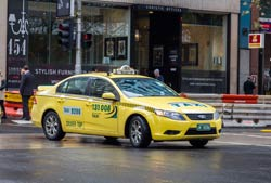 Melbourne Airport Taxi