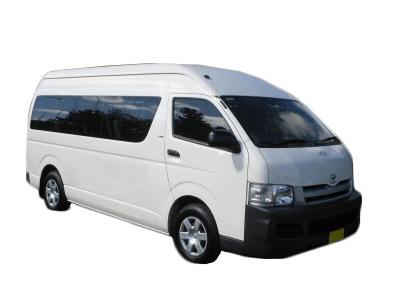11 Seat Standard Mini Bus