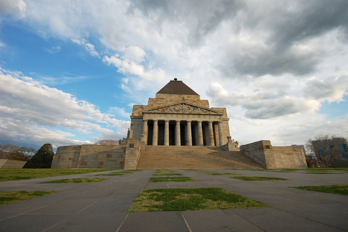 Why you should pay a visit to the Shrine of Remembrance