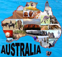 Australia's Most Visited Attractions