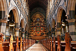 The History of St Patrick's Cathedral and St Paul's Cathedral in Melbourne