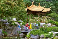 Walk Backwards In Time At The Chinese Garden Of Friendship In Sydney