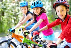Go Cycling With Your Kids In Sydney