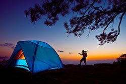 Best Camping Locations Near Brisbane