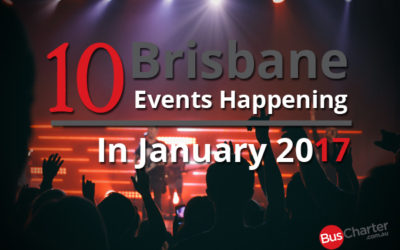 10 Brisbane Events Happening In January 2017