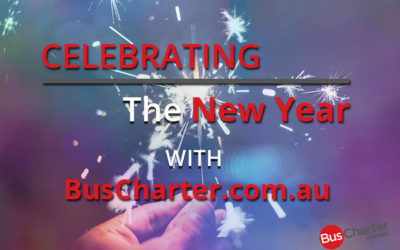 Celebrating The New Year With BusCharter.com.au