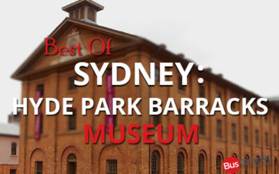 Best Of Sydney Hyde Park Barracks Museum