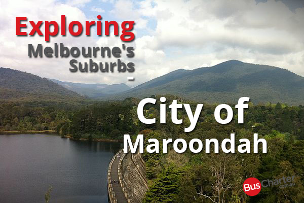Exploring Melbourne's Suburbs City of Maroondah