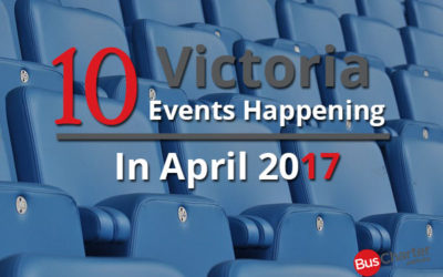 10 Victoria Events Happening In April 2017