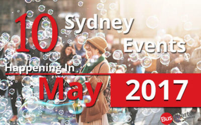 10 Sydney Events Happening In May 2017