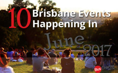 10 Brisbane Events Happening in June 2017