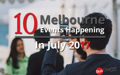 10 Melbourne Events Happening In July 2017