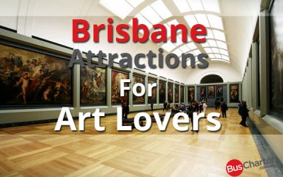 Brisbane Attractions For Arts Lovers