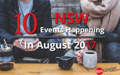 10 NSW Events Happening In August 2017