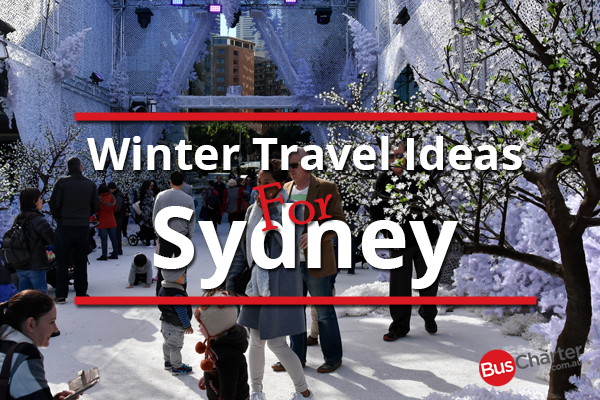 Winter Travel Ideas For Sydney