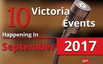 10 Victoria Events Happening In September 2017