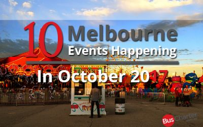 10 Melbourne Events Happening In October 2017