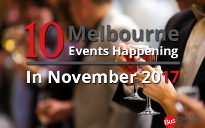 10 Melbourne Events Happening In November 2017