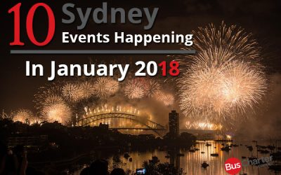 10 Sydney Events Happening In January 2018