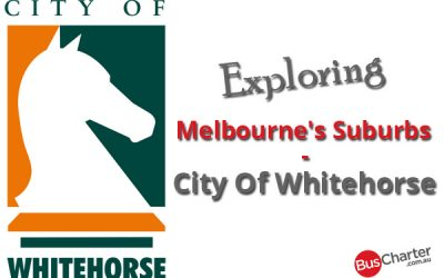 Exploring Melbourne's Suburbs – City of Whitehorse