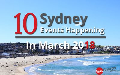 10 Sydney Events Happening In March 2018