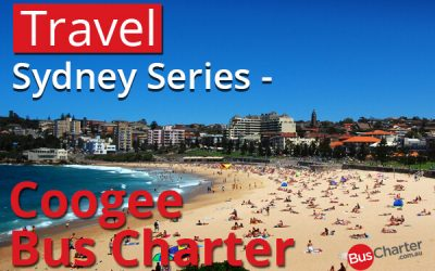 Travel Sydney Series: Coogee Bus Charter