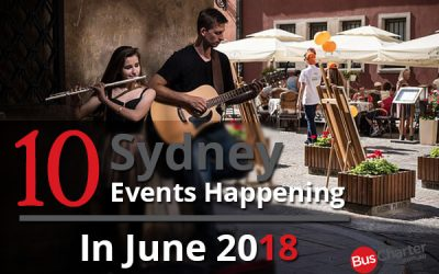 10 Sydney Events Happening In June 2018