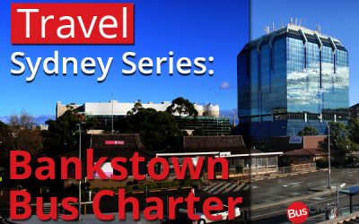Travel Sydney Series: Bankstown Bus Charter