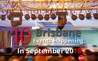 10 Brisbane Events Happening In September 2018