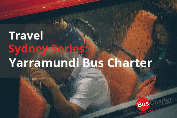 Travel Sydney Series: Yarramundi Bus Charter