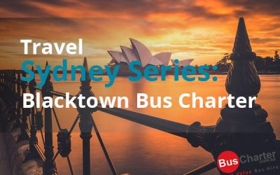 Travel Sydney Series:  Blacktown Bus Charter