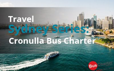 Travel Sydney Series: Cronulla Bus Charter