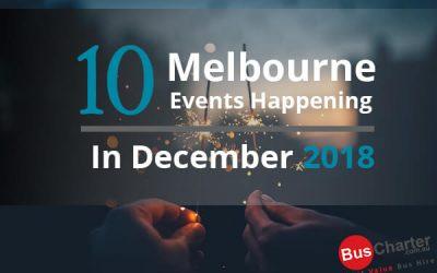 10 Melbourne Events Happening In December 2018