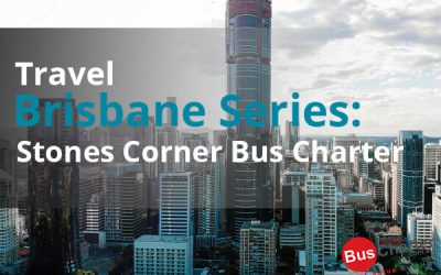 Travel Brisbane Series: Stones Corner Bus Charter