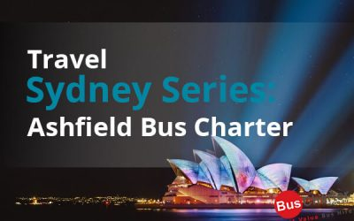 Travel Sydney Series: Ashfield Bus Charter