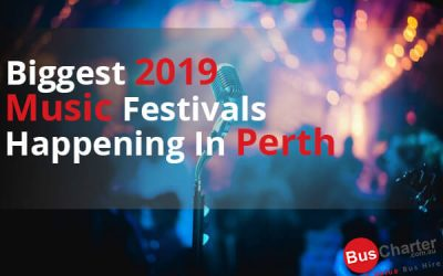 Biggest 2019 Music Festivals Happening in Perth